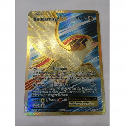 Carte Pokémon Diamant et Perle Tempêtes 75//100 Etourmi pv 50
